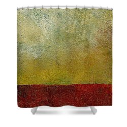 Earth Study One Shower Curtain