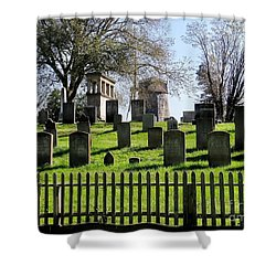 Shower Curtain featuring the photograph East Hampton  by Ed Weidman