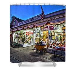 East Moriches Hardware Shower Curtain