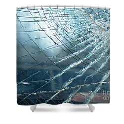 Shower Curtain featuring the photograph East Of Java by Brian Boyle