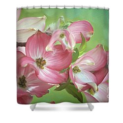 Eastern Dogwood II Shower Curtain