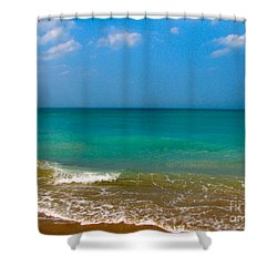 Eastern Shore 2 Shower Curtain