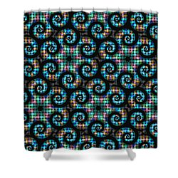 Ecosystem Shower Curtain