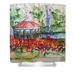 Eden Park Shower Curtain