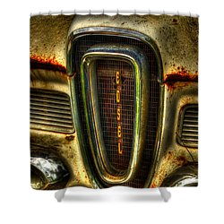 Edsel As Is Shower Curtain