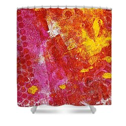 Effusion Shower Curtain