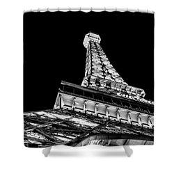 Industrial Romance Shower Curtain