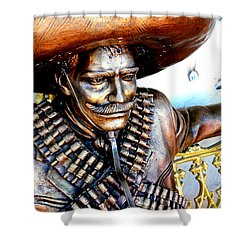 El Bandito Shower Curtain