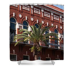 El Centro Espanol De Tampa Shower Curtain