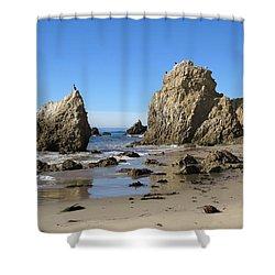 El Matador Beach Shower Curtain