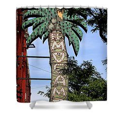 El Mocambo Tavern Shower Curtain by Andrew Fare