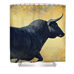 El Toro  Shower Curtain