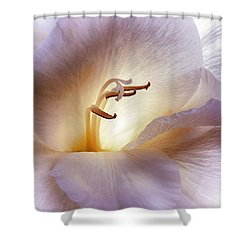 Elan Vital Shower Curtain
