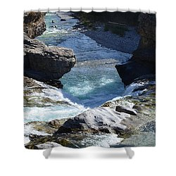 Elbow Falls Shower Curtain