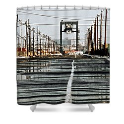 Elizabeth Nj Shower Curtain