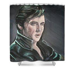 Elvis Shower Curtain
