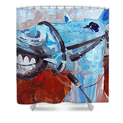 Elway Shower Curtain