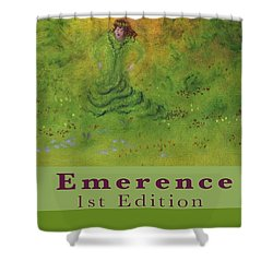 Emerence 156 Page Paperback. Shower Curtain