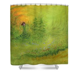 Emerence Shower Curtain