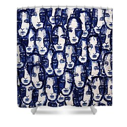 Empyreal Souls No. 11 Shower Curtain