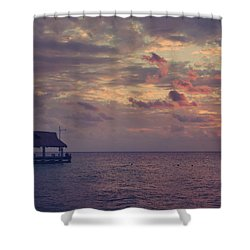 Enchanted Evening Shower Curtain by Laurie Search