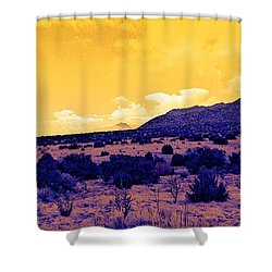 Enchanted Ride Shower Curtain