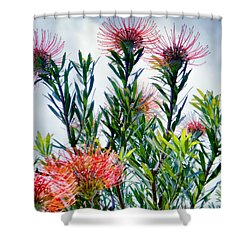 Enchanting Gardens 42 Shower Curtain