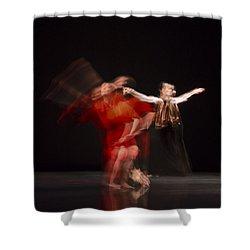 Encore 10 Shower Curtain