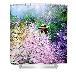 End Of May Shower Curtain by Kume Bryant