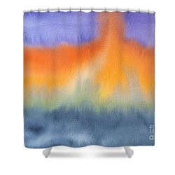 Energy Force Shower Curtain