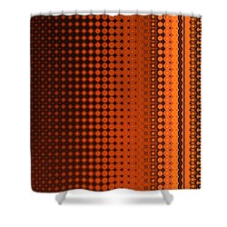 Enmeshed Shower Curtain by Judi Suni Hall