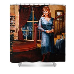 Delaina Shower Curtain