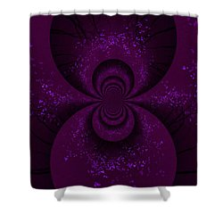 Enter The Fairy Realm Shower Curtain