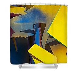 Epoch Shower Curtain