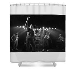 Eric Burdon Shower Curtain