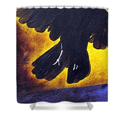 Escape To Your Dreams By Jaime Haney Shower Curtain