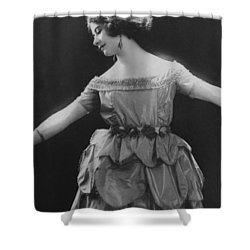 Esther Lachmann Shower Curtain by French Photographer