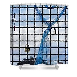 Shower Curtain featuring the photograph Eternal Love by Jennie Breeze