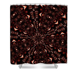 Shower Curtain featuring the photograph Eternity by Robyn King
