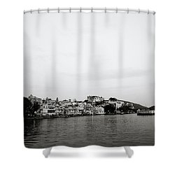 Ethereal Udaipur Shower Curtain