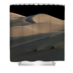 Eureka Dune Dreams Shower Curtain by Joe Schofield