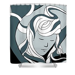 Eve Shower Curtain