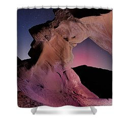 Evening Arch Shower Curtain by Rick Berk