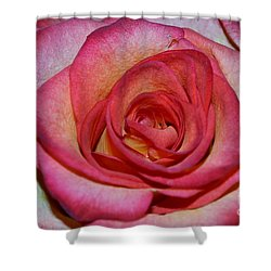 Event Rose Shower Curtain