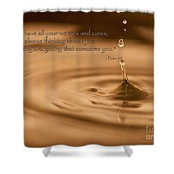 Every Drop Shower Curtain
