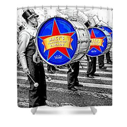 Everyone Loves A Parade Shower Curtain
