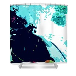 Naras Shower Curtain