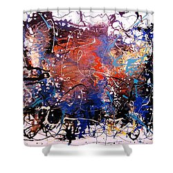 Zona Esotica Shower Curtain