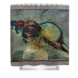Exotishell 2 Shower Curtain