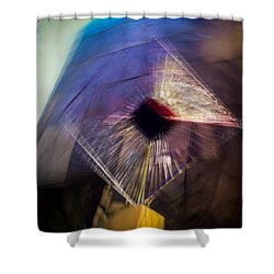 Shower Curtain featuring the photograph Explore The Galaxy With The New Allara Q-series by Alex Lapidus